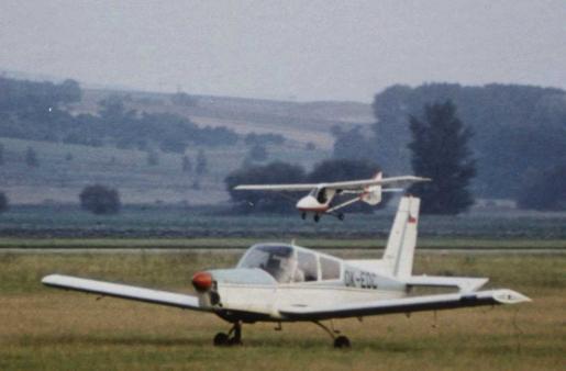 Gryf ULM1 - first flight