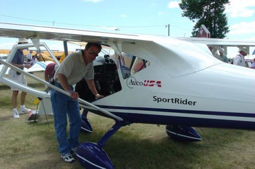 SportRider at Oshkosh 2005