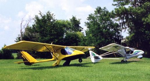 Skyboy and Griffon in Lakeland