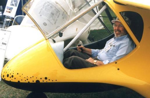 Skyboy with Bill McClung, Sun'n Fun 1997