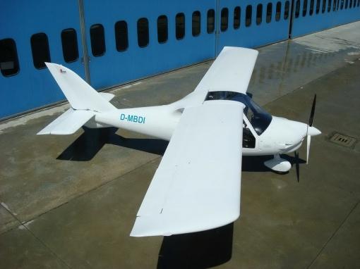 first Next-Aircraft MD3 Rider