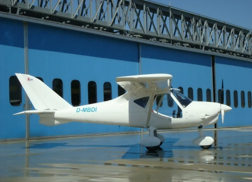first Next-Aircraft MD3 Rider