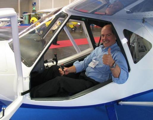 Dan Johnson - Fridrichshafen 2005