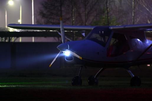 HANSAIR Rider with Xenon lights