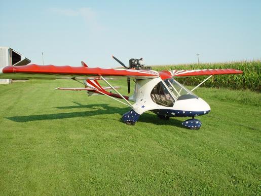 Bob Johnson's Skyboy with P3 profile