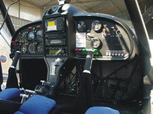 Dashboard of 046