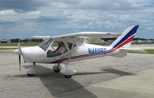 MD3 Rider of Space Coast Aviation Services