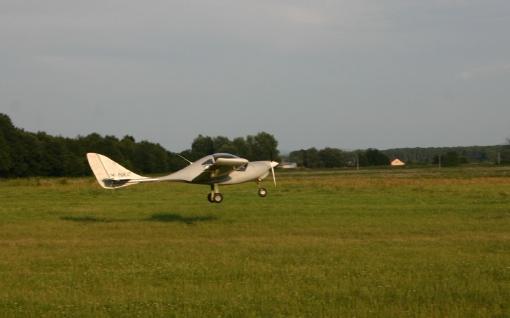 second test flights - 23th July 2011