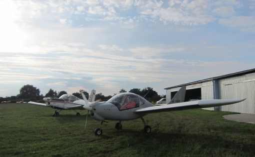 second test flights - 23th July 2011