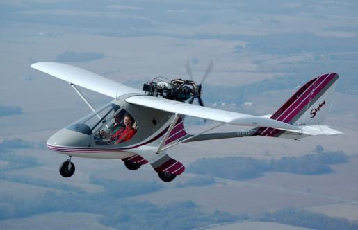 Connie Flying SkyBoy