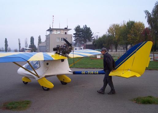 Skyboy Ing. Karla Holíka