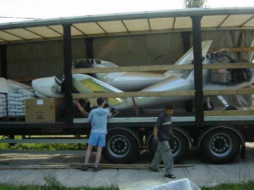 Removing of MD3 Rider production to Gelnica, middle of nowhere