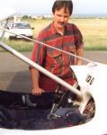 Interplane founder Ing. Matějka by Skyboy
