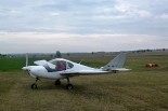 Gryf P27 test flight of Miro Janák
