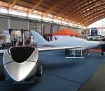 Shark and Aeromobil at AERO Friedrichshafen 2007
